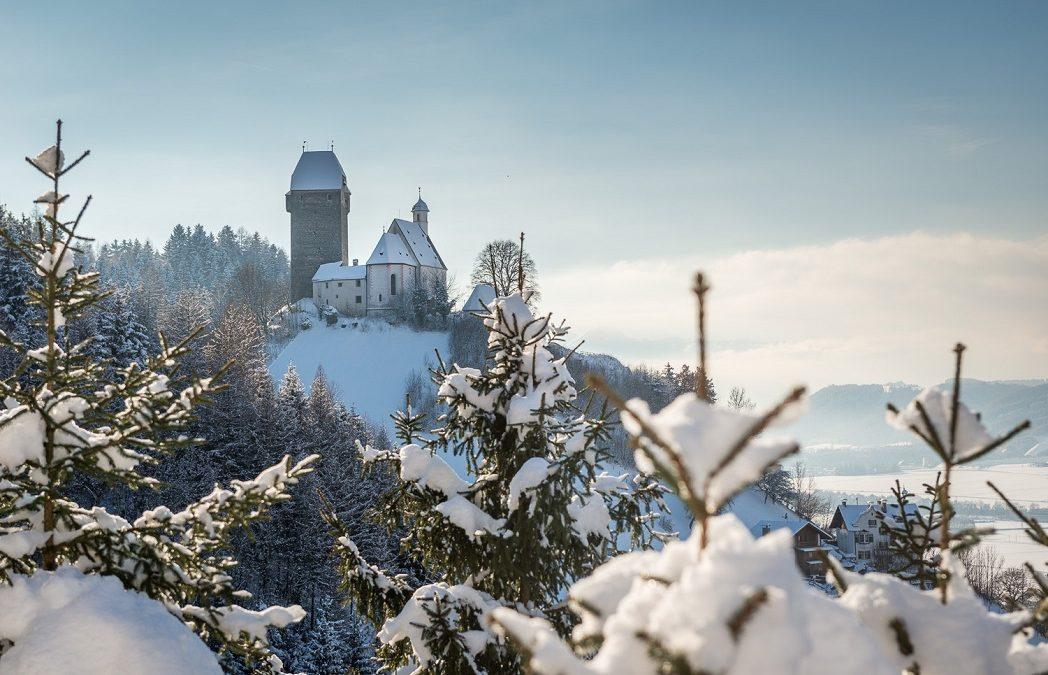 Weihnachtsfeier mit Sonderführung auf Burg Freundsberg Schwaz